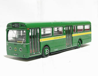 "ME-02 AEC Merlin in Green route 447 s/deck bus ""London Transport"" £24"
