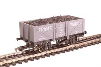"MU90017 7-plank open wagon - ""Frame Wagon"" - Limited Edition for Modeleisenbahn Union"