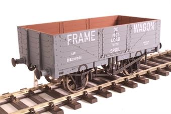 "MU99008 5-plank open wagon - ""Frame Wagon"" - Limited Edition for Modeleisenbahn Union"