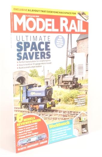 ModelRail1804 Model Rail magazine - April 2018
