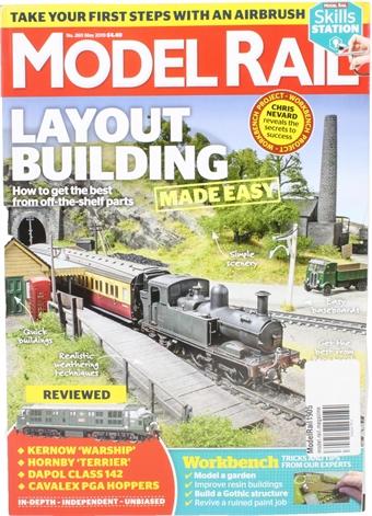 ModelRail1905 Model Rail magazine - May 2019