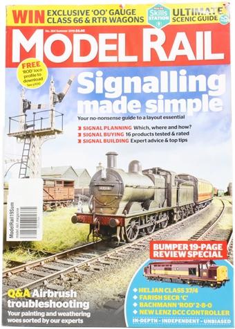 ModelRail19Sum Model Rail magazine - Summer 2019