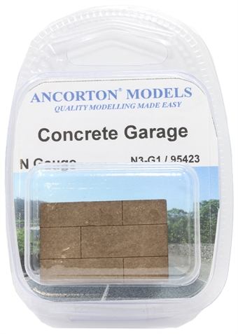 N3-G1 Concrete Garage