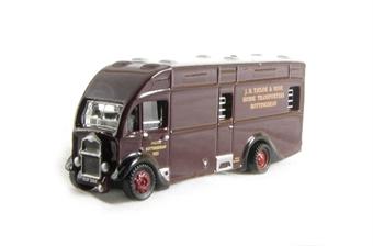 NAH003 Albion Horsebox J H Taylor & Sons
