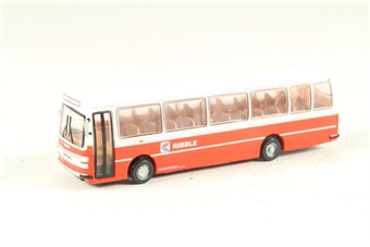 NB003bs Leyland Leopard Duple Dominant ll Coach - 'Ribble - NBC' (Circa 1978 - 1993)