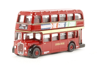 "NBL002 Bristol Lodekka LD ""United Welsh"""