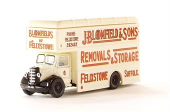 "NBP001 Bedford Pantechnicon ""Bloomfields Felixstowe"""