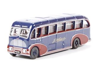 NBS004 Burlingham Sunsaloon Whittles Coaches . £6