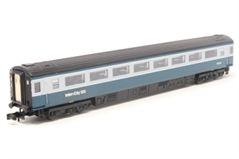 NC068b-PO01 Mk3 SO second class in BR Blue and Grey livery 12095 with buffers - Pre-owned -  Intercity transfer added, replacement box