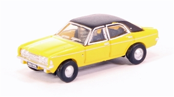 NCOR3002 Cortina MkIII Daytona Yellow