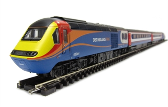 ND122L Class 43 HST Book Set in East Midlands Trains livery