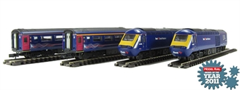 ND122f Class 43 HST Book Set in First Great Western Livery. £159