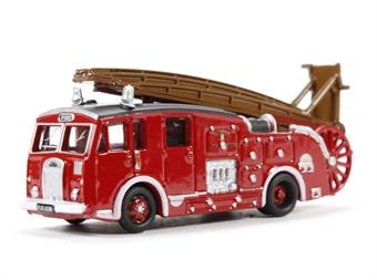 NDEN005 Dennis F12 fire engine - Glasgow Fire Service.