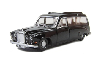 NDS002 Daimler DS420 Limousine hearse in black