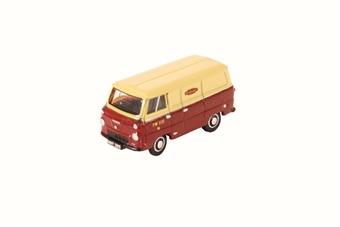 "NFDE001 Ford 400E van - ""British Railways"""