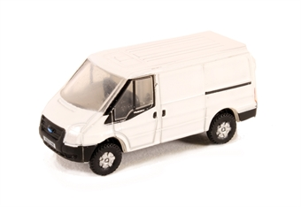 NFT001 Ford Transit SWB Low Roof White