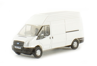 NFT006 Ford Transit LWB High in white
