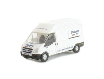 NFT010 Ford Transit LWB Eddie Stobart
