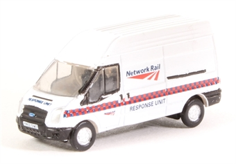 NFT022 Ford Transit Mk5 - Network Rail Response unit