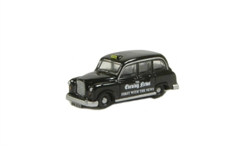 "NFX4002 FX4 Taxi Black - ""Evening News"""