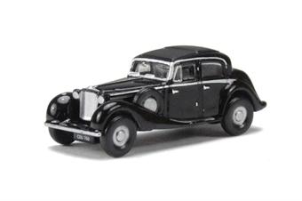 NJSS002 Jaguar SS 2.5 litre black