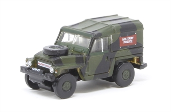 NLRL002 Land Rover Lightweight Military Police £4