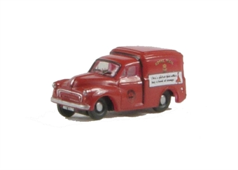 "NMM015 Morris 1000 van in ""Royal Mail"" livery £2.50"
