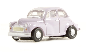 NMOS001 Morris Minor Saloon in lilac