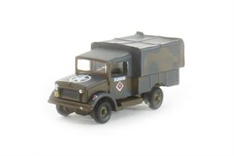 NMWD001 Bedford MWD Royal Engineers
