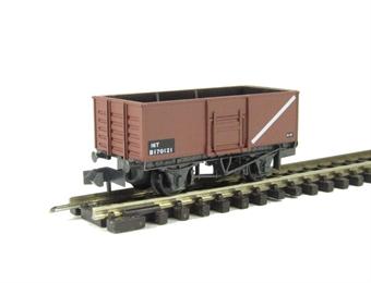 NR-44FA BR Butterley steel coal wagon in bauxite #B170121