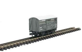 "NR-45M Cattle Truck ""LMS"" in Light Grey"