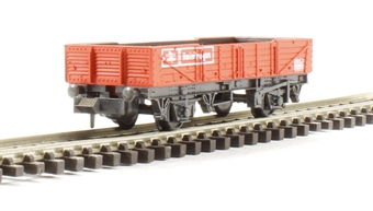 NR-7R Railfreight Tube Wagon in BR red £6.50