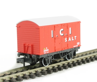 NR-P134 Salt Box Van in ICI Livery