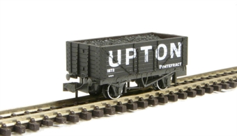 NR-P403 7 Plank Open Coal Wagon 'Upton' of Pontefract