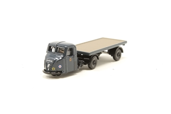 NRAB011-PO Scammell Scarab Flatbed Trailer RAF - Pre-owned - Like new £4