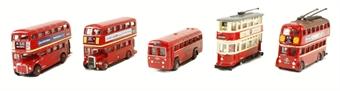 NSET02 Five Piece Bus Set