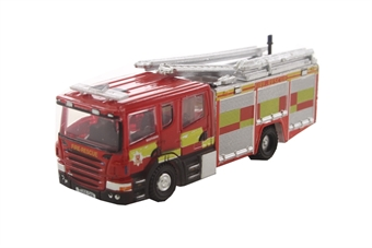 NSFE005 Scania Pump Ladder Essex County F & R