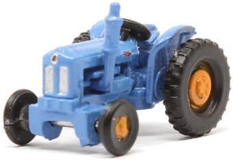 NTRAC001 Fordson Tractor in blue £3.50