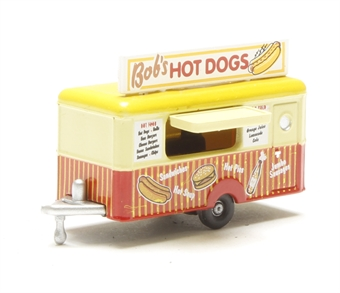 NTRAIL001 Mobile Trailer Bobs Hot Dogs