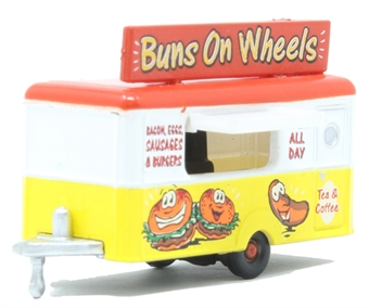 "NTRAIL006 Mobile Trailer - ""Buns on Wheels"""