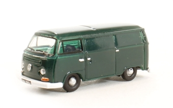 NVW001 VW Van in Peru green £3.50