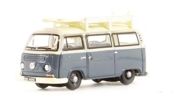 NVW003 VW Minibus Fjord Blue/Arcona White