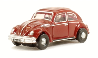 NVWB002 VW Beetle Ruby red
