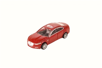 NXF001 Jaguar XF carnelian red £4
