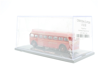 """OM41004.(C)-PO05 AEC 4Q4 """"London Transport - Model Collector Magazine Special"""" - Pre-owned - Like new - Factory sealed"""