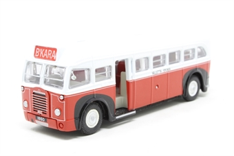 "OM41006-PO03 AEC 4Q4 s/deck bus ""Malta"" - Pre-owned - loose side engine cover"