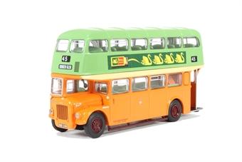 OM41417A Daimler ROE, Glasgow Corporation, 45 Rouken Glen