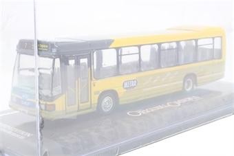 "OM42901-PO02 (Metro Coastline) Optare Delta modern s/deck bus ""Blackpool Transport"" - Pre-owned - Like new - factory sealed £16"