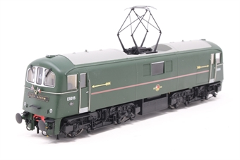 OO71-002HAT-PO Class 71 E5015 in BR Southern Region light green with full Golden Arrow headboards, arrows and flags pre-fitted - Exclusive to Hatton's - Open box, Imperfect box
