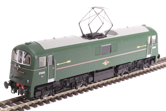 OO71-002HAT Class 71 E5015 in BR Southern Region light green with full Golden Arrow headboards, arrows and flags pre-fitted - Exclusive to Hatton's
